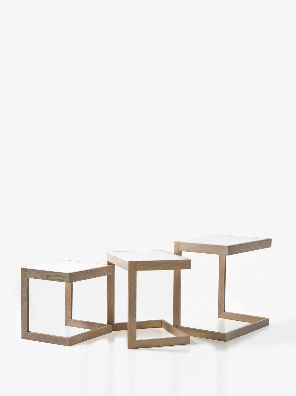 Astrid loudordesign studio jean fran ois d 39 or industrial design b - Petite table gigogne ...